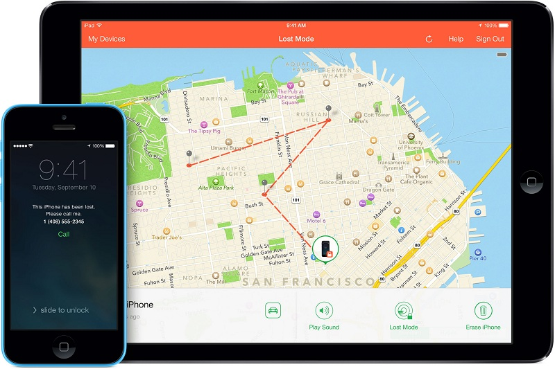 How To Find The Lost Phone,Track By Location