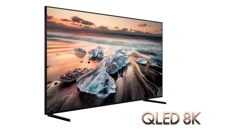 The first Samsung 8K TV already on sale, does it worth to buy them?