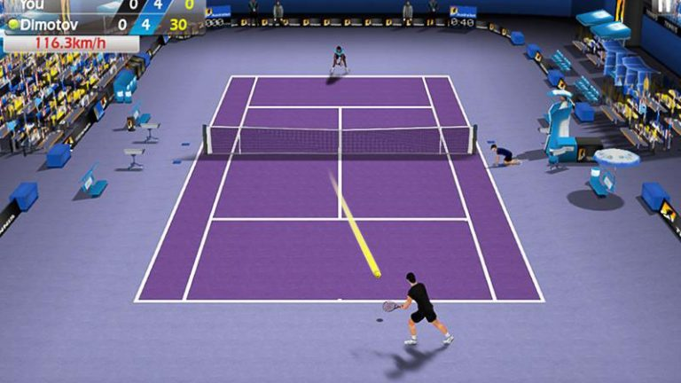 Ultimate Tennis: The Best TENNIS GAME For Android 2019