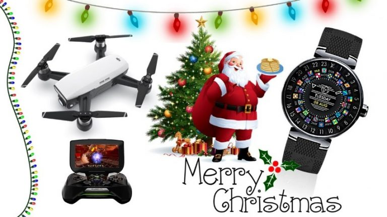 10 technology gifts for Christmas