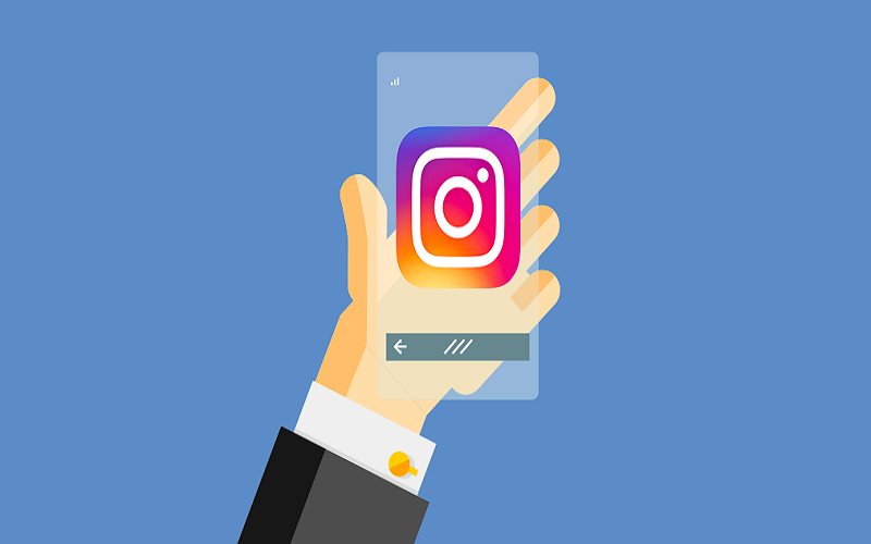 sales use Instagram