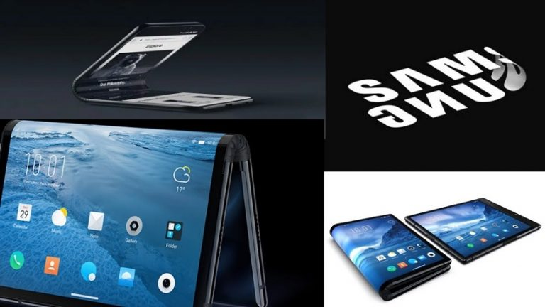 Samsung confirms at CES that its folding phone will arrive in 2019
