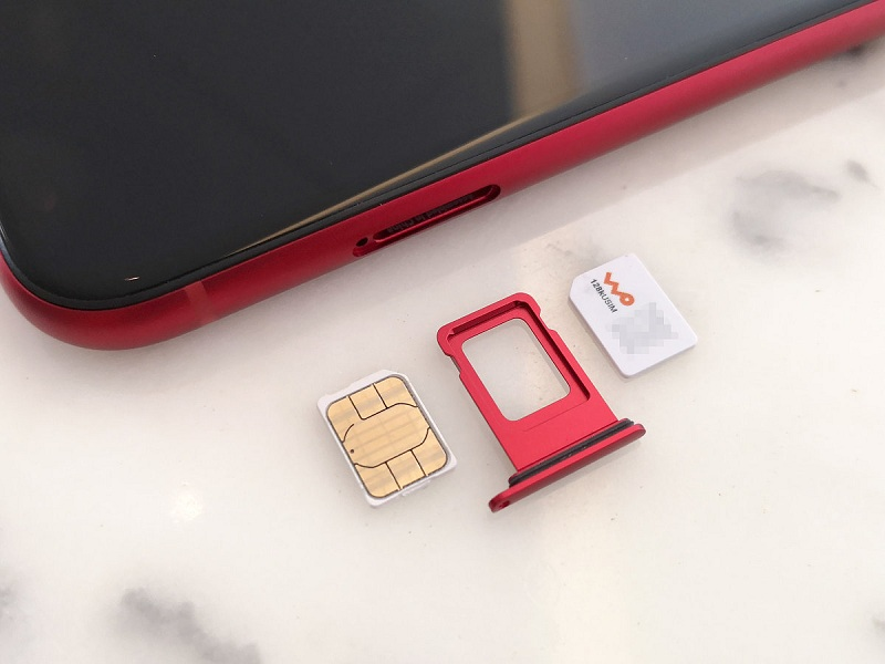 If The Phone Is An Android With Two SIM Cards