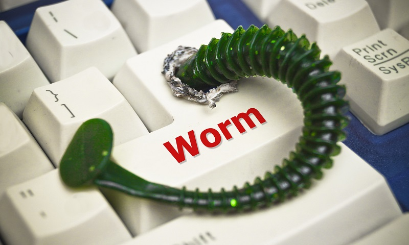 How to prevent computer worms