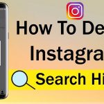 How To Delete Instagram Search History?