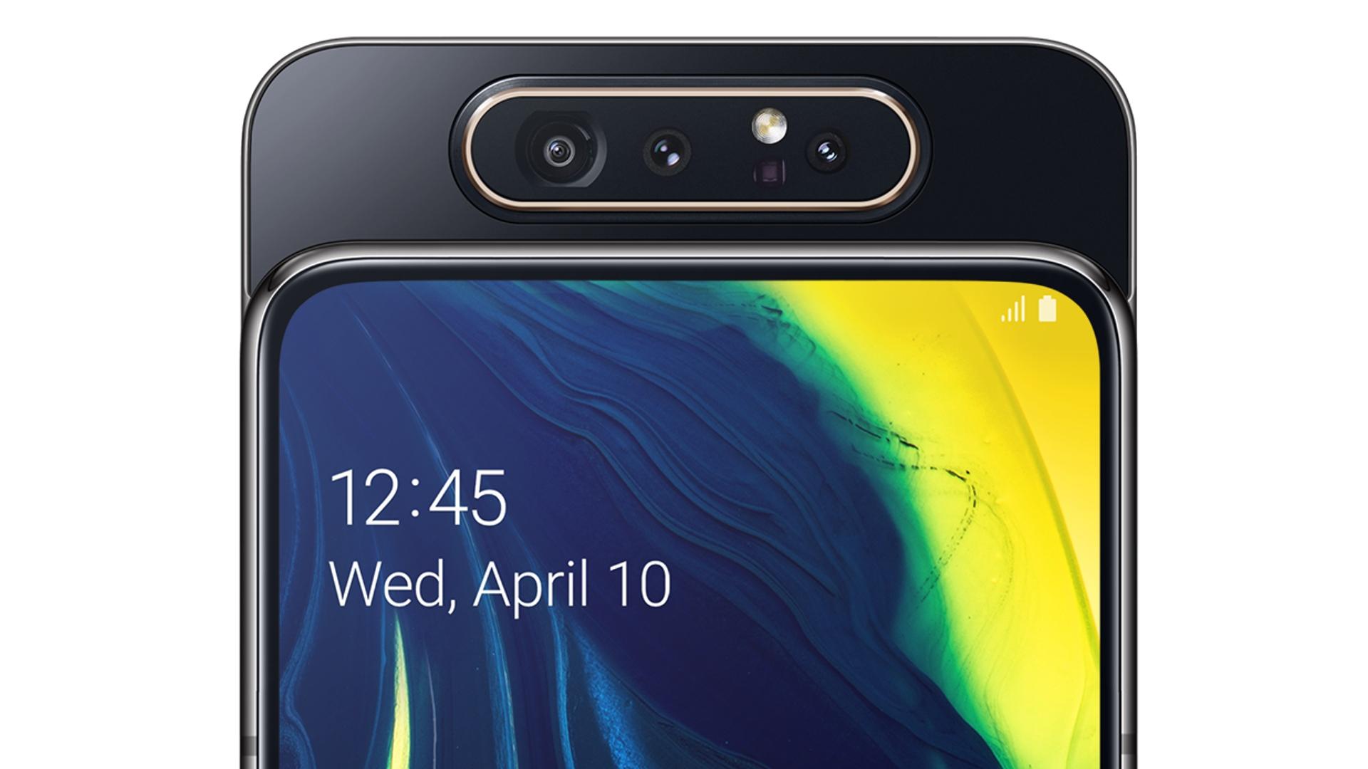 Samsung Galaxy A80: The selfie-camera phone!
