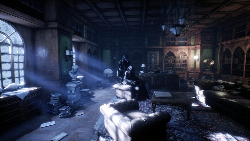 7 spooky video games that you won't be able to play with the light off