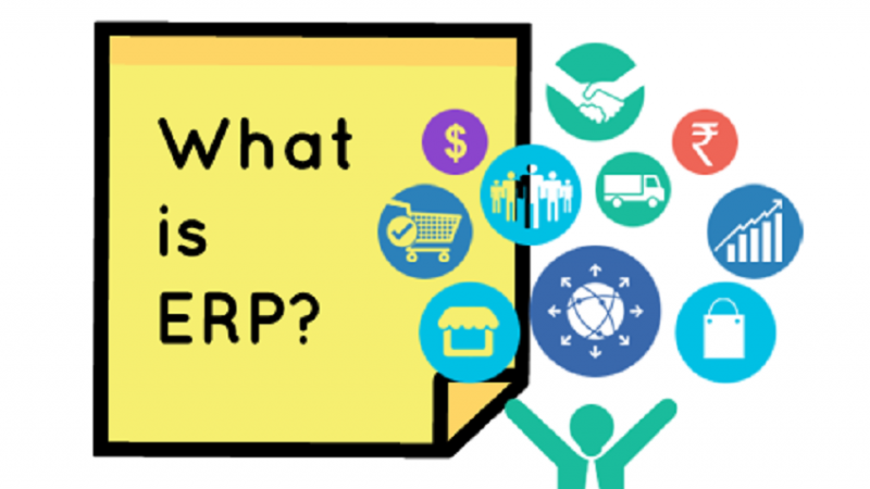 What is ERP? Benefits of implementing an ERP in your company
