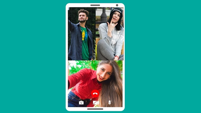 How to make a group video call on WhatsApp