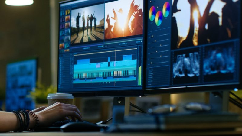 Discover Just How You Can Make A Living Through Video Editing