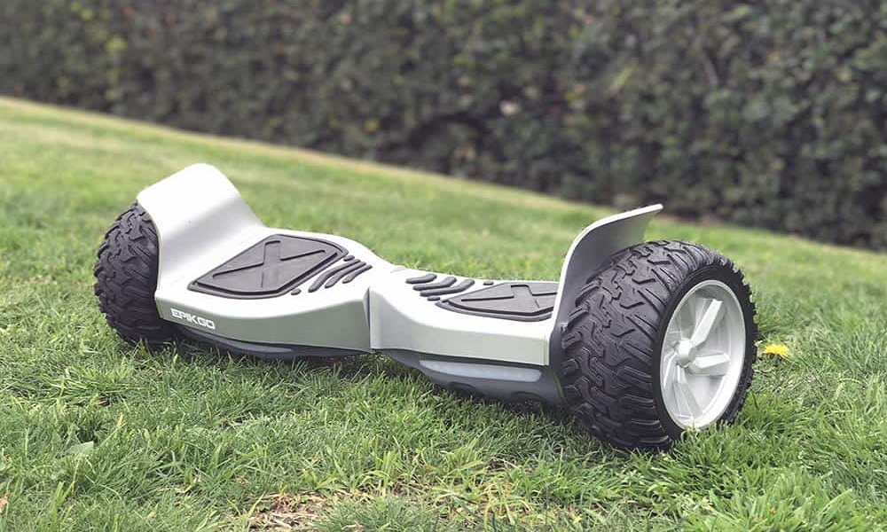What is the maximum speed of the Hoverboard?