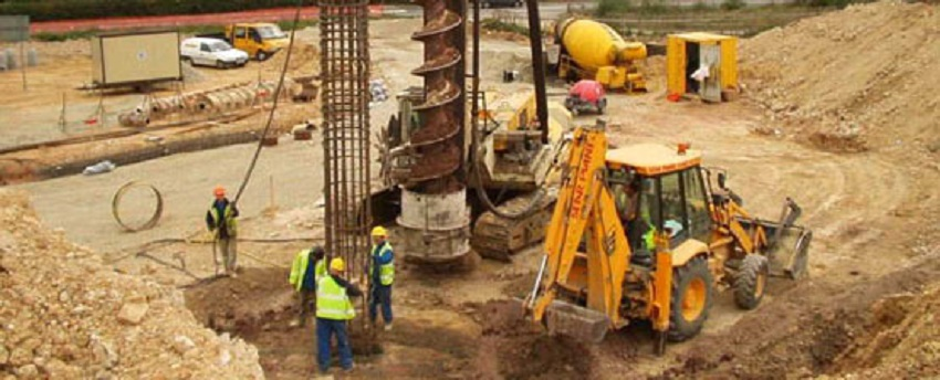 Geotechnical Engineering, the basis of construction projects