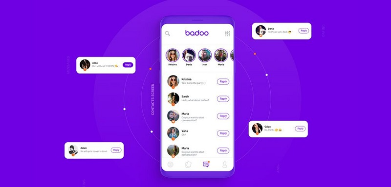 delete Badoo account