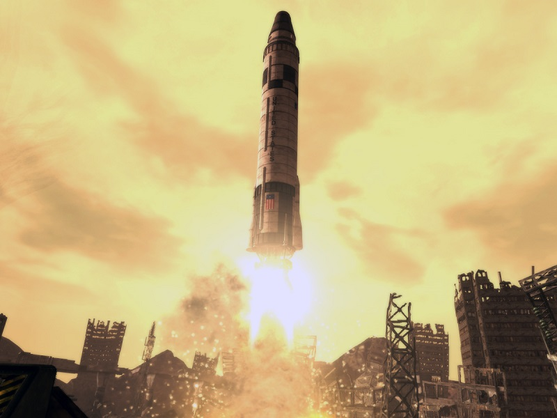 How to launch a nuke in Fallout 76